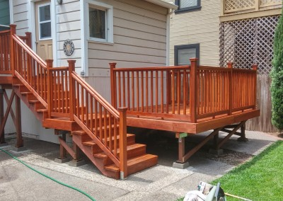 Deck Cleaning & Sealing In Sacramento CA