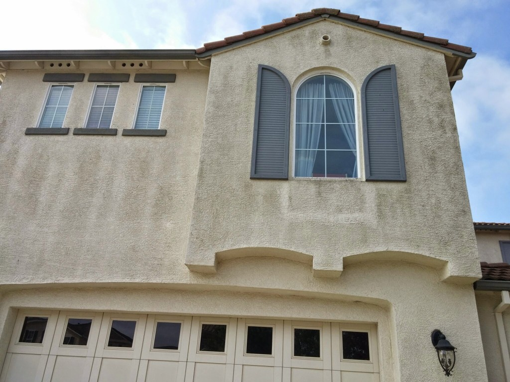 house wash Folsom, CA