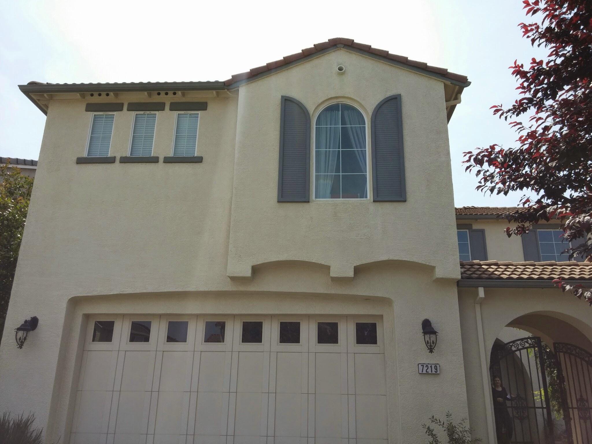 house wash Folsom, CA