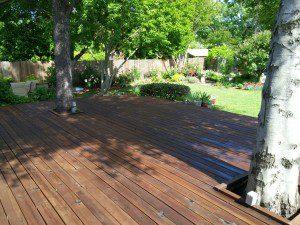 Deck cleaning & sealing Fair Oaks, CA
