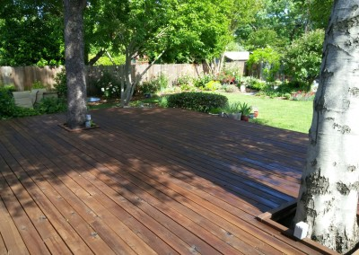 Deck Cleaning & Sealing in Fair Oaks, CA