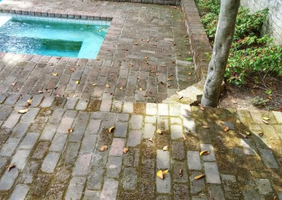 Brick Walkway Cleaning Chico, CA