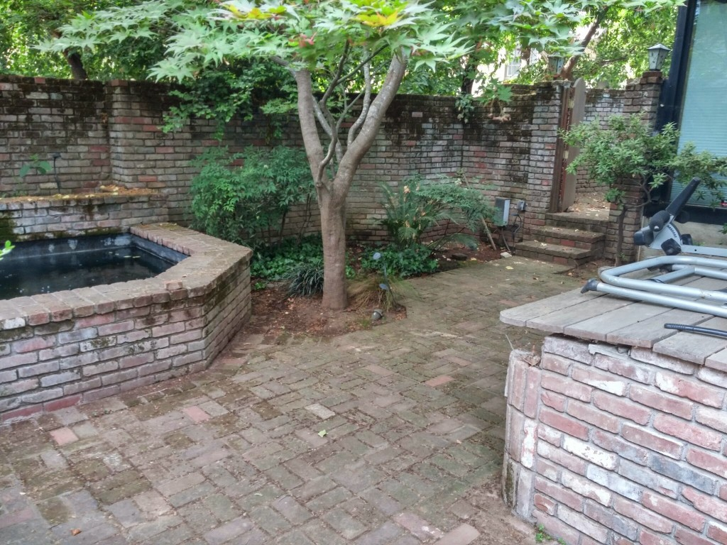 Brick Walkway Cleaning Chico Ca Precision Power Washing