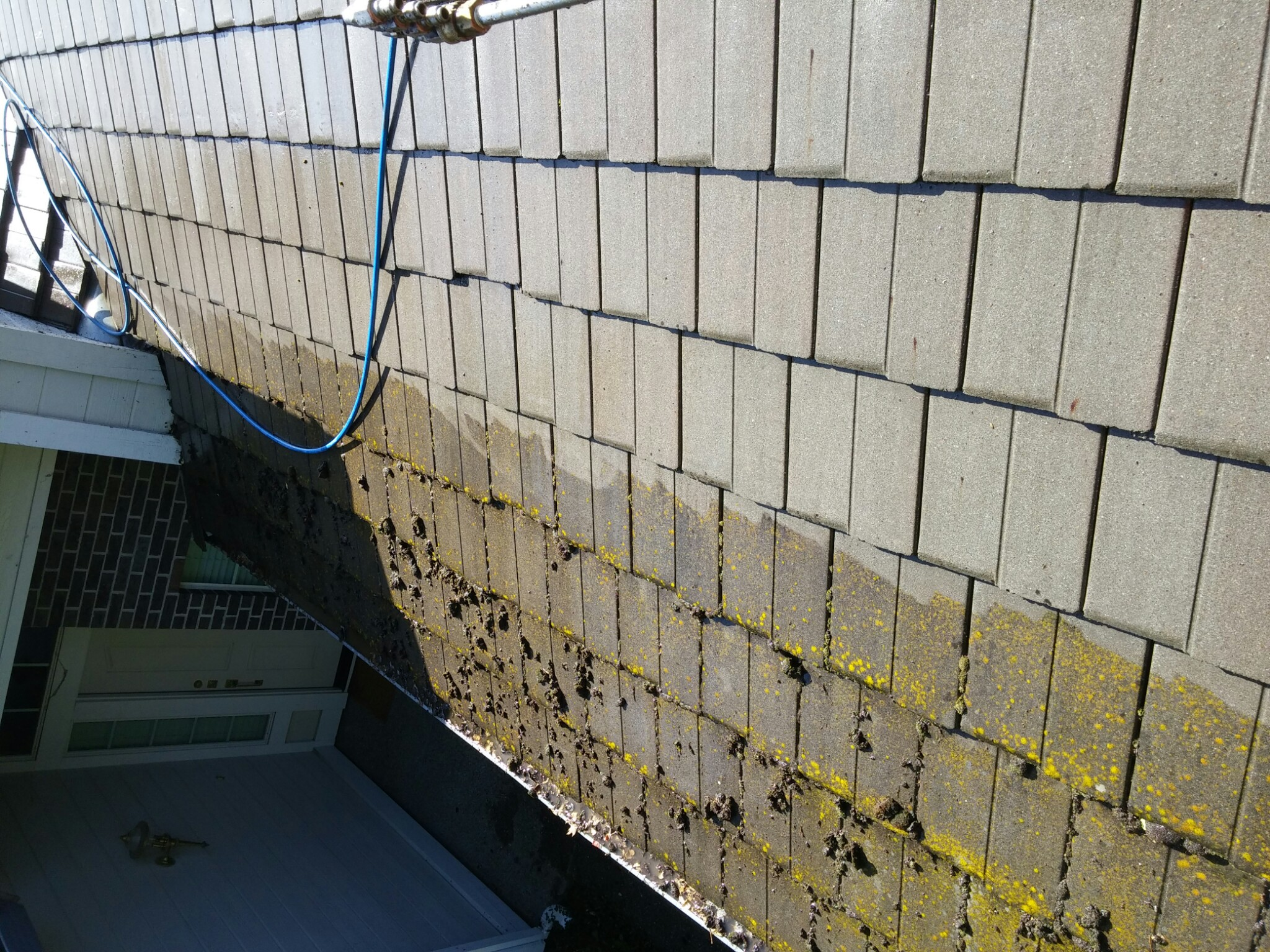 Tile Roof Cleaning Roseville, CA