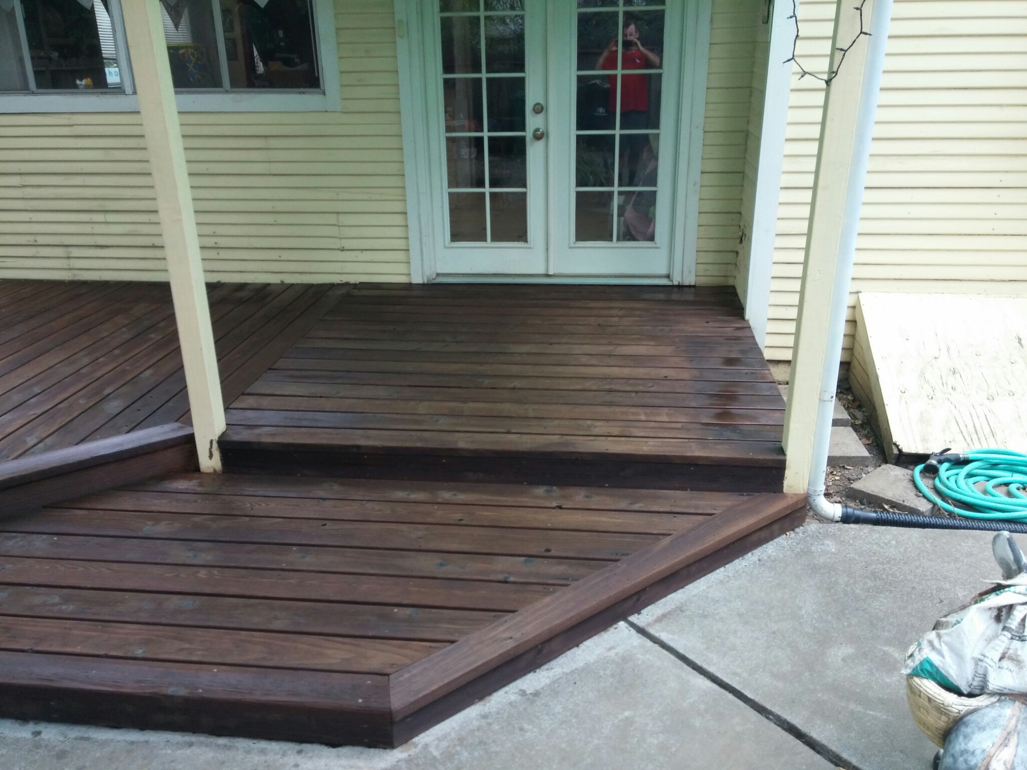 Deck Cleaning & Sealing In Chico, CA