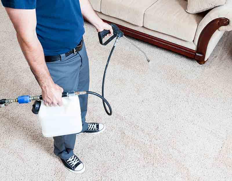 pre-spray carpets